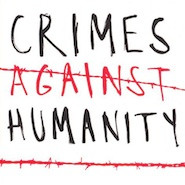 Crimes Against Humanity book cover