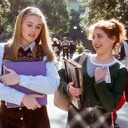 Scene from Clueless movie