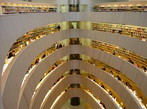 University if Zurich staircase