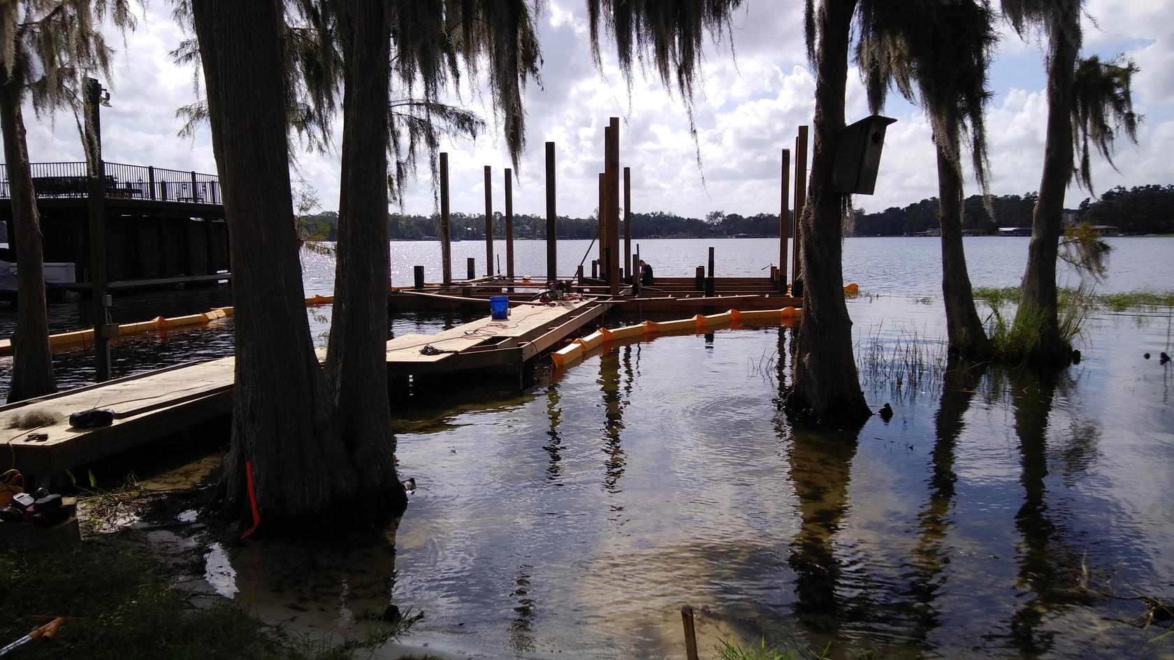 Custom Boathouses