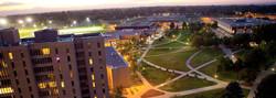 West Campus Night