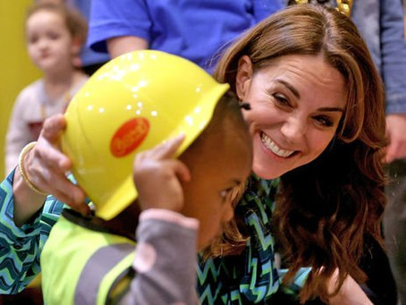 The Duchess of Cambridge launches 5 Big Questions