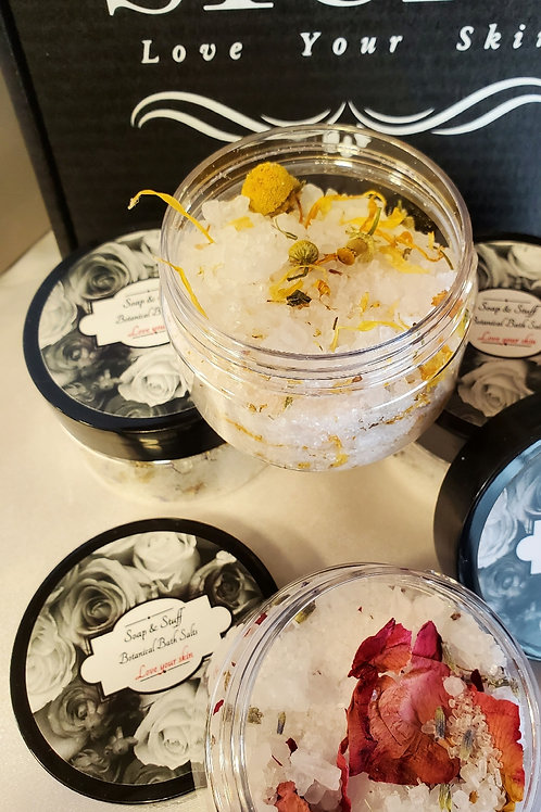 Botanical Bath Salts Gift Set
