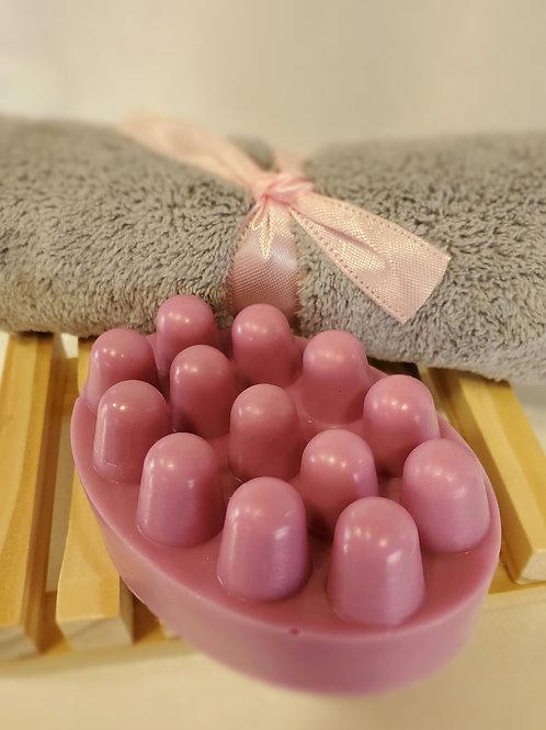 Lavender Massage Bar