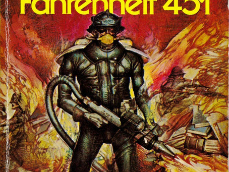 Fabulous & Frightful Fahrenheit 451