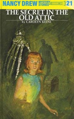 Cover art for Nancy Drew's The Secret in the Old Attic
