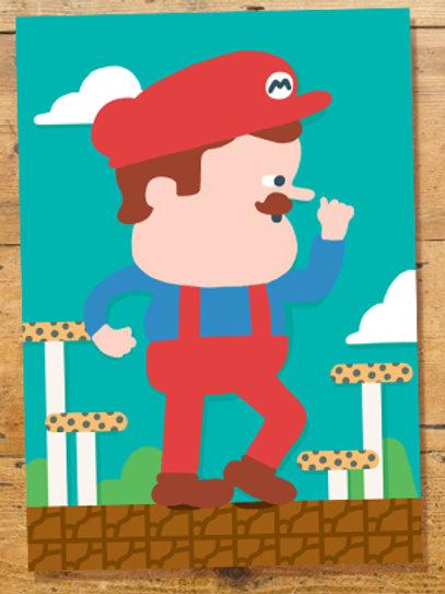 It's-a-me! Mario!