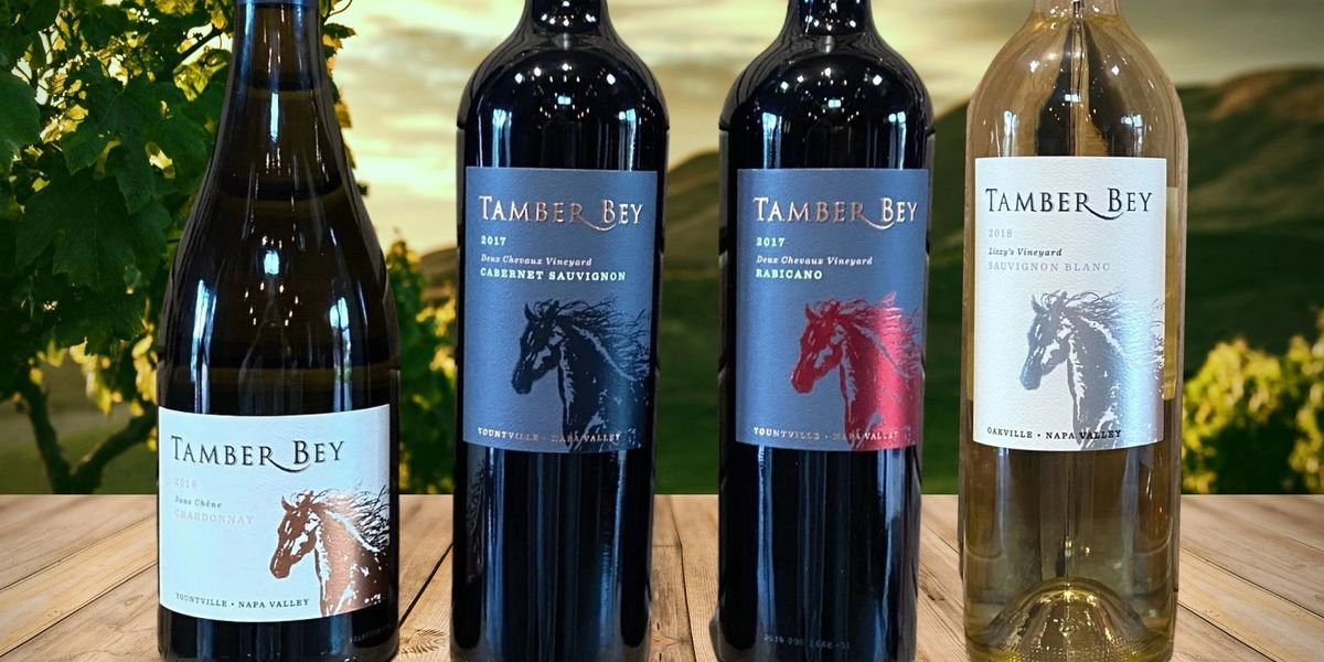 NAPA SELECT COLLECTION by Tamber Bey