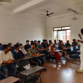 Employability Enhancement training for college students