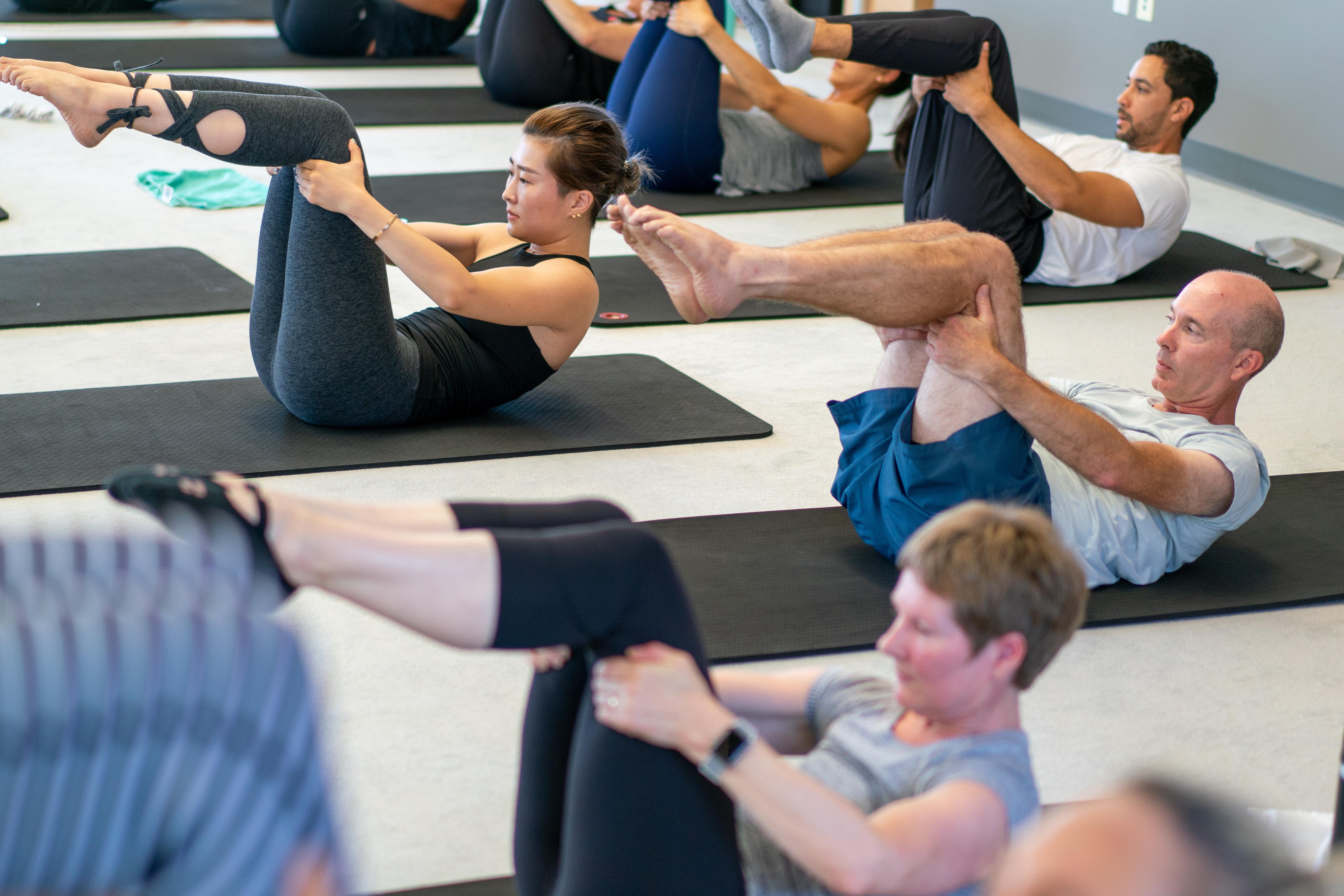 Intermediate Pilates Mat