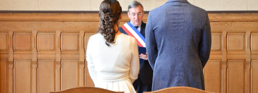 Mariage J&M - Paris