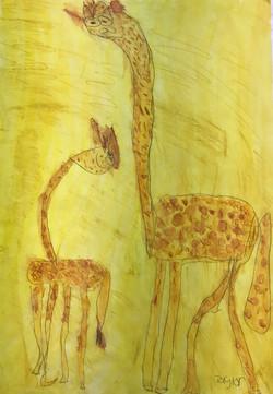 Tye Giraffe