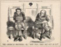 Nov 5, 1864 Punch Editorial Cartoon