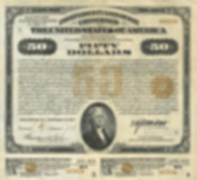 1917 $100 First Converted Liberty Loan