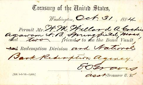 1884 Treasury Bond Vault Pass.jpg