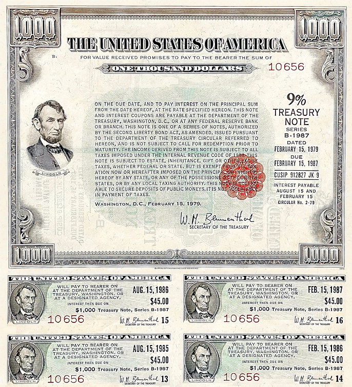 1979 $1,000 Treasury Note (front).jpeg