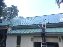 Roof Cleaning Winter Springs