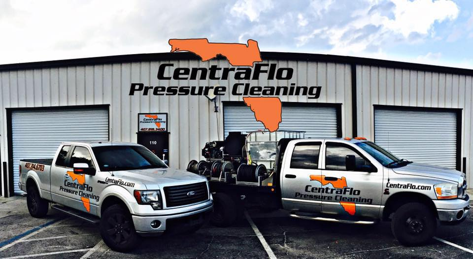 CentraFlo Pressure Cleaning