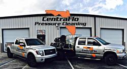 CentraFlo Pressure Cleaning