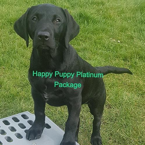 Happy Puppy Platinum Package