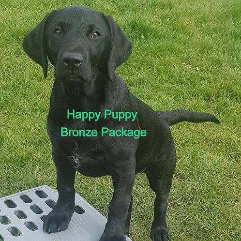 Happy Puppy Bronze Package - Puppy Class