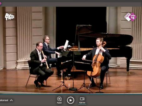 Trio Légende on Radio and TV