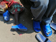 thanks ndoto for new shoes