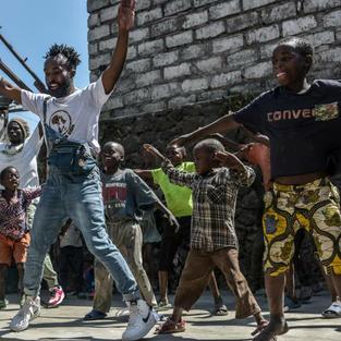 ndoto hip hop class by Ben