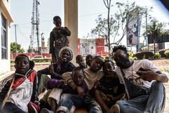one family in goma street Ndoto teachers