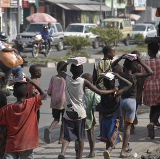 Ndoto goma Kids Back to school