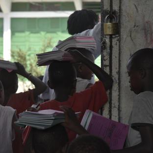 Back to school with Ndoto Goma kids