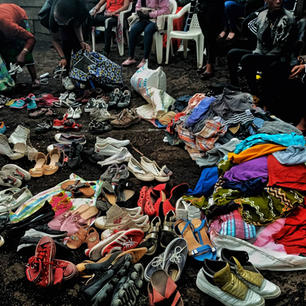 ndoto shoes , clothes for kids