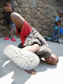 never stop learning ndoto break dance