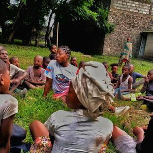 ndoto young girls meeting