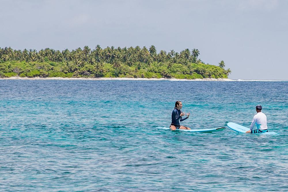 1 Olhar, Surf