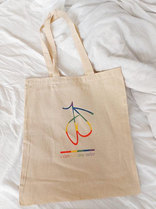 #Be Colors Tote-Bag