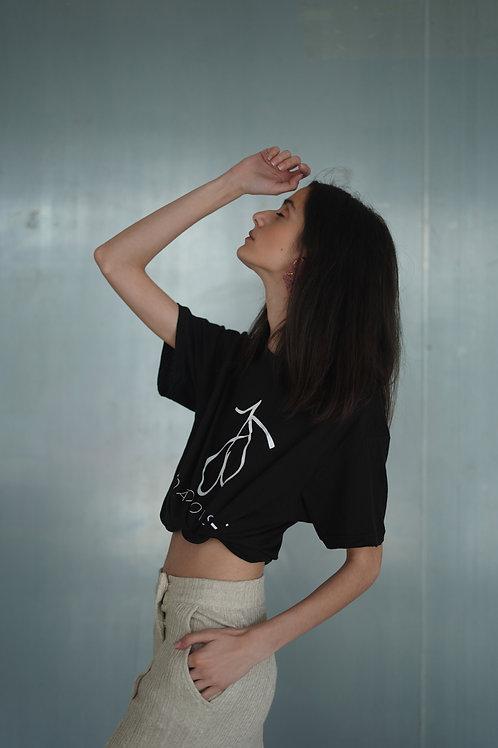 JS Black Tshirt