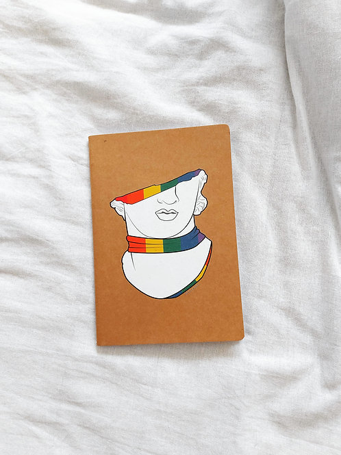 #Be Colors Notebook
