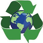 Packing material recycling
