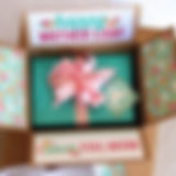 Personalized shipping boxes, gift boxes