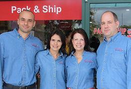 Pack-N-Ship Worldwide Team