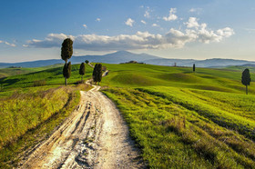 Tuscany walks