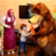 Маша и медведь. Детская анимация.