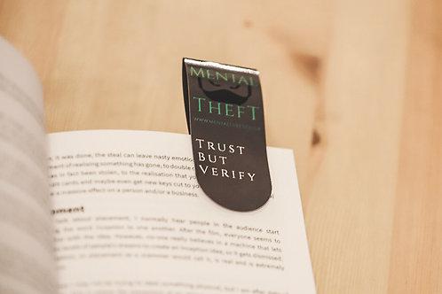 Mental Theft Bookmark