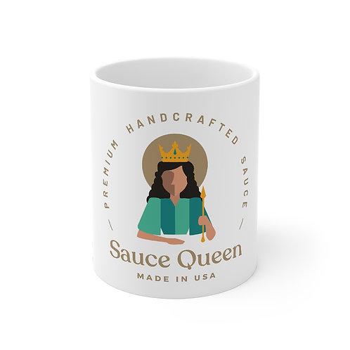 Sauce Queen Mug 11oz