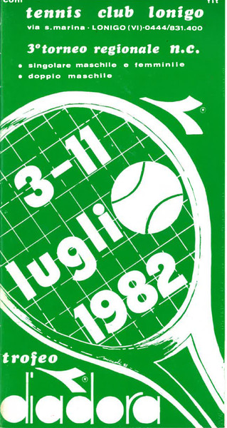 Tennis Club Lonigo spegne 50 candeline