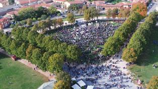Lonigo 8 ottobre: la  grande manifestazione
