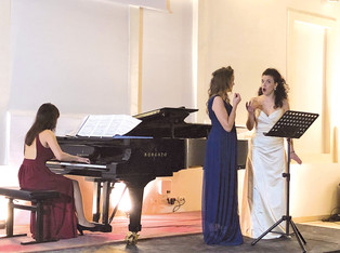 Tre artiste leonicene in concerto