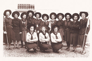 """Le mie """"Cape"""": ricordi scouts di Vera Chiampan"""