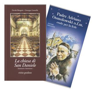 Due libri per il Convento  di San Daniele